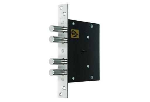 Врезные замки для стальной двери: устройство, виды и установка 152